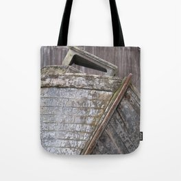 Washed-up Tote Bag