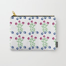 Tulips III Carry-All Pouch