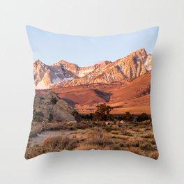 Fresh Morning Throw Pillow
