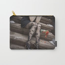 The Waiting Carry-All Pouch