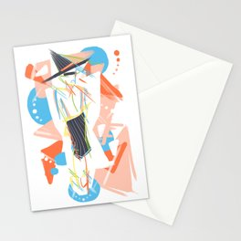 Business Witch Stationery Cards