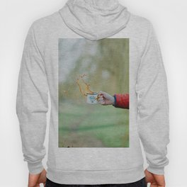 Spill the Coffee (Color) Hoody