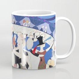 1920s Nightclub Illustration for Vanity Fair Coffee Mug