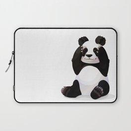 Cute big panda bear Laptop Sleeve