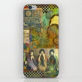 Speak, See, Hear no Evil iPhone Skin