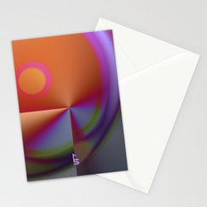Graphical Expression IV Stationery Cards