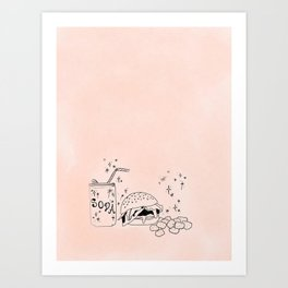 Favorites Art Print