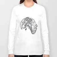 fullmetal Long Sleeve T-shirts featuring Edward Metal by BradixArt