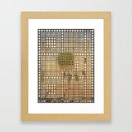 The Western Wall Framed Art Print
