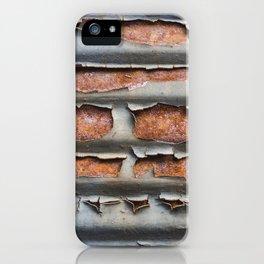 The world below iPhone Case