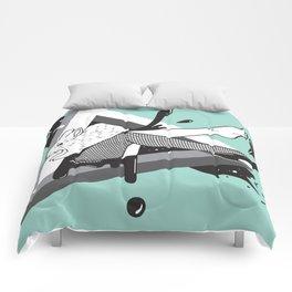 Lady Bunny Comforters