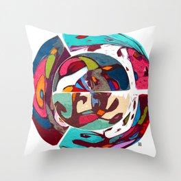 PF (Prato Feito) Throw Pillow