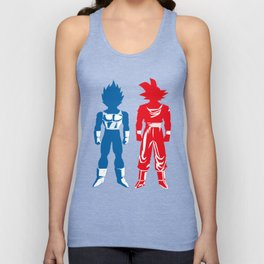 Warriors Unisex Tank Top
