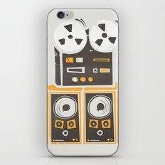 Reel to Reel Player iPhone Skin