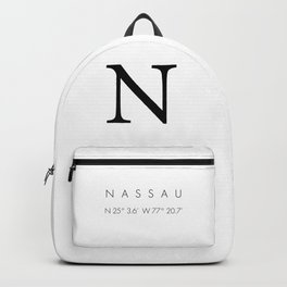 25North Nassau Backpack