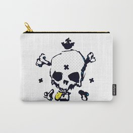 XXX Skull C Carry-All Pouch