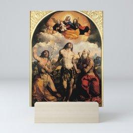 Dosso Dossi - Martyrdom of Saint Sebastian Mini Art Print