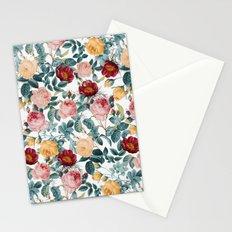 Vintage garden VI Stationery Cards