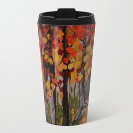 Autumn Tranquility Travel Mug