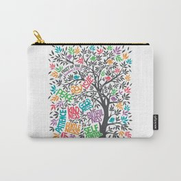 Fruit Of The Spirit (Full Color) Carry-All Pouch