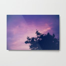 Mystical space Metal Print