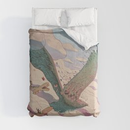 The ancient eagle Comforters