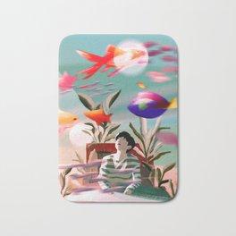 In this Dream Bath Mat