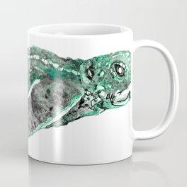 Leatherback sea turtle hatchling Coffee Mug