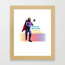 Victory and Conquest Framed Art Print