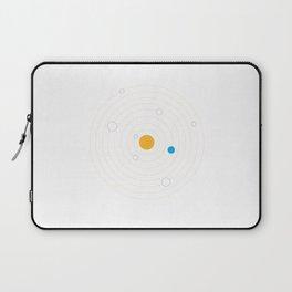 Helioeccentric Laptop Sleeve