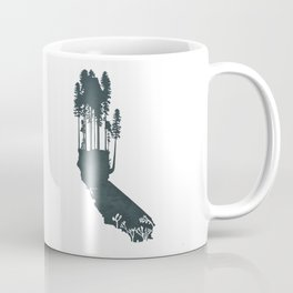 California is...The Forest Coffee Mug
