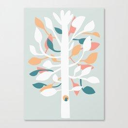 Prosperi - tree Canvas Print