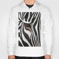 stripe Hoodies featuring Stripe by nigel3