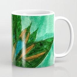 Elven Leaf Coffee Mug