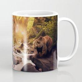 Masha and the Bear Coffee Mug