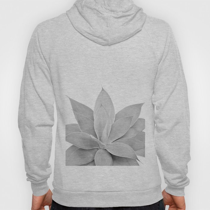 Gray Agave #1 #tropical #decor #art #society6 Hoody