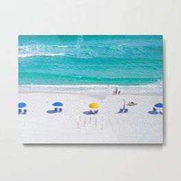 beach I Metal Print