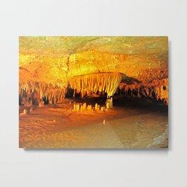 Luray Caverns Metal Print
