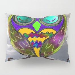 Brighid Owl Pillow Sham
