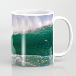 Windy Wave Coffee Mug