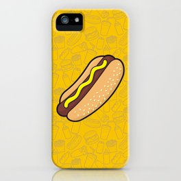 Hotdog iPhone Case