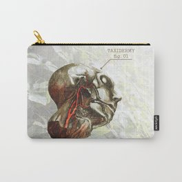Taxidermy Carry-All Pouch