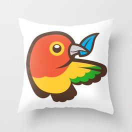 Bower Throw Pillow