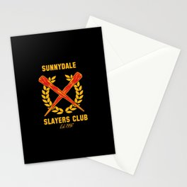 The Club Stationery Cards