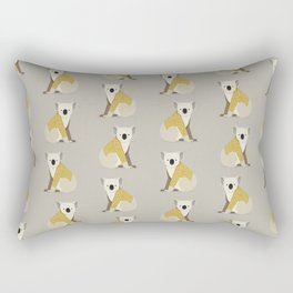 Whimsical Koala Rectangular Pillow