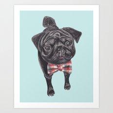 Mr. Clive Woodford Needs A Hug Art Print
