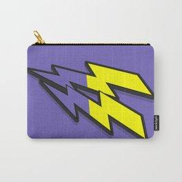 zeus! light purple Carry-All Pouch
