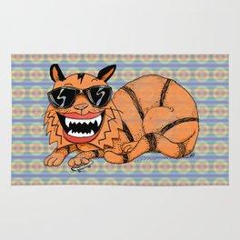 Kickflip Cat Rug