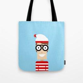 Wally Tote Bag
