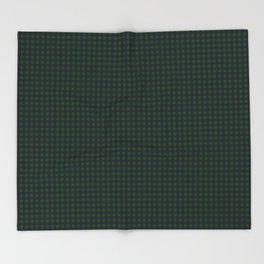 Dundas Tartan Throw Blanket